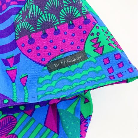 Bi TANSAN Tops「Yamanami」purple