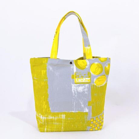 TANSAN Tote Bag L 「Suiden」gray