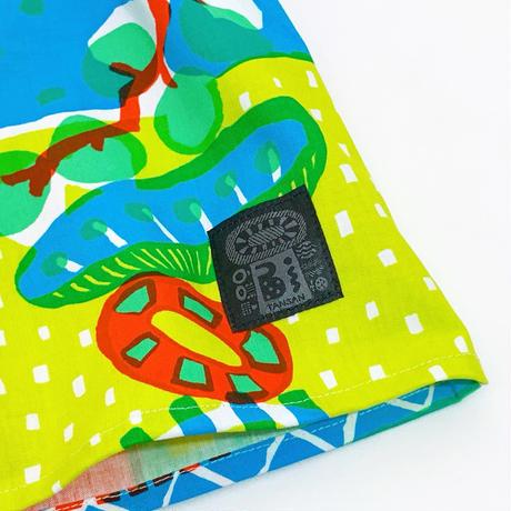 Bi TANSAN Tops「Welcome Fruits」green