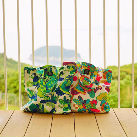 Odekake Bag「niwa」green