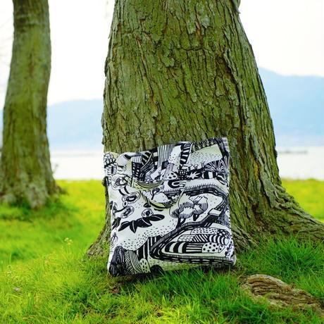 Odekake Bag 「散歩道」black