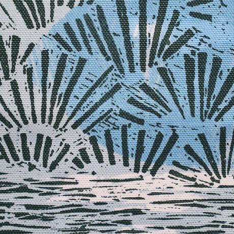 odekake BAG 「PLANTER」blue