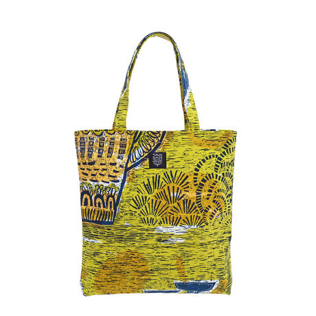 odekake BAG 「PLANTER」mustard