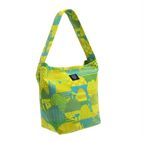 Machi Bag 「Yamanami」green