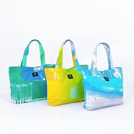 TANSAN Tote Bag M 「Mizuumi」yuyake