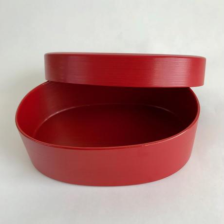漆塗のお弁当箱