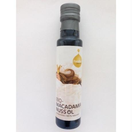 オーガニックマカダミアナッツオイル