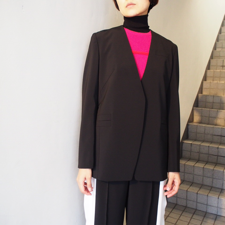 TARO  HORIUCHI/ノーカラージャケット