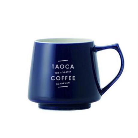 【TAOCA COFFEE】オリジナルマグカップ [ネイビー]