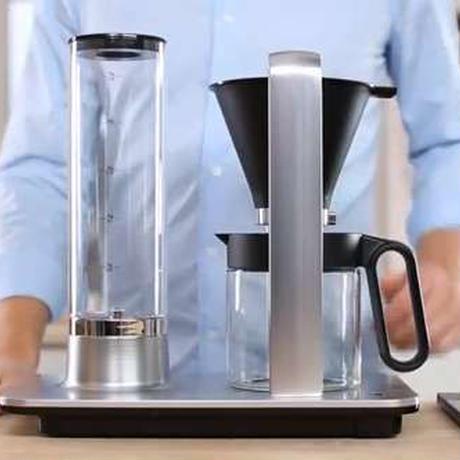 Wilfa svart precision コーヒーメーカー