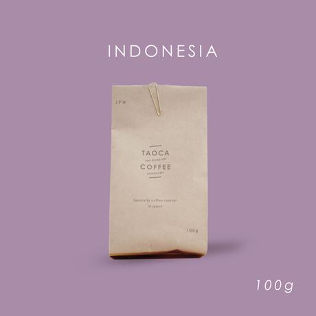100g インドネシア マンデリン タノバタック 深煎り