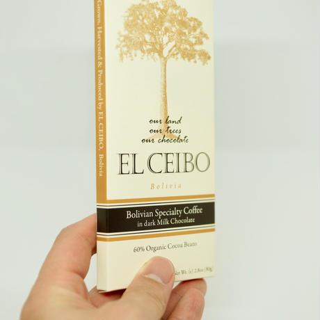 EL CEIBO Bolivia  ボリビアンスペシャルティコーヒーチョコレート 80g