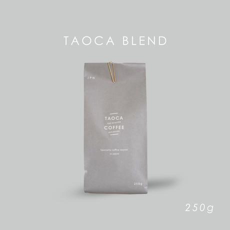 250g TAOCA BLEND 中煎り