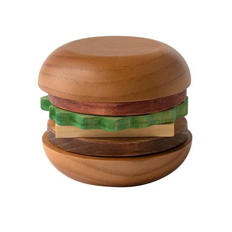 Rivers ハンバーガー コースター