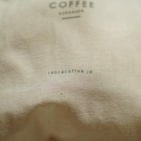 TAOCA COFFEE オリジナル巾着