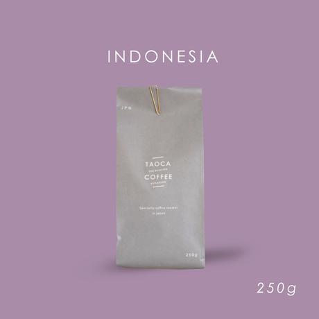 250g インドネシア マンデリン タノバタック 深煎り