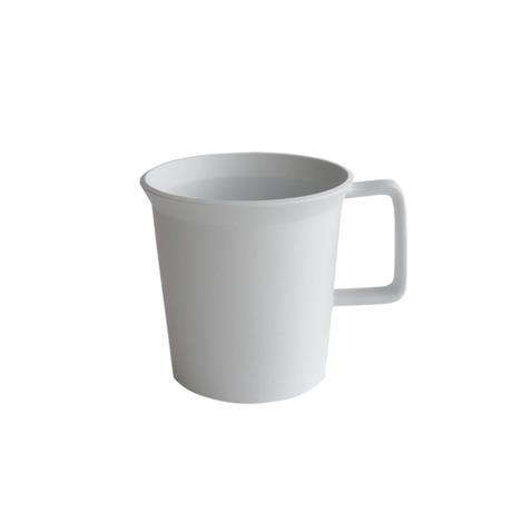 【1616/arita japan】 マグカップ  [グレー]  有田焼