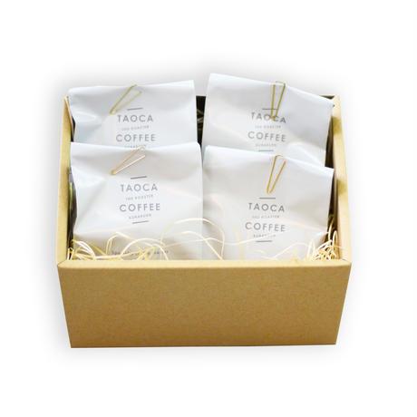 シングルオリジンコーヒー豆100gx4種セット