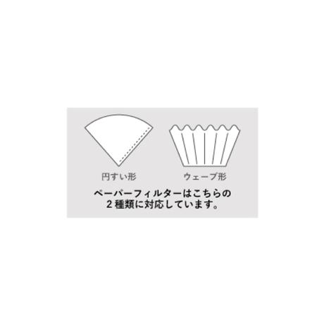 【ORIGAMI】 ドリッパーM カラー