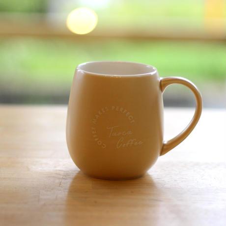 【TAOCA COFFEE】オリジナルマグカップ [マットベージュ]