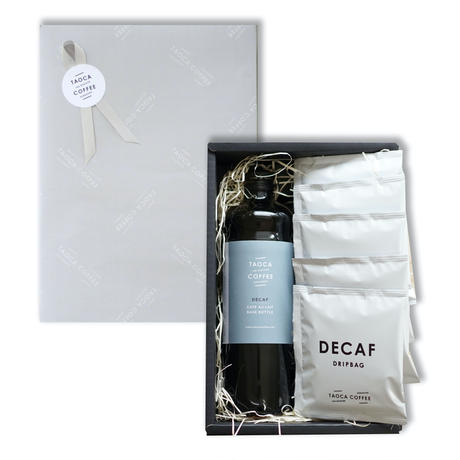 【DECAF】カフェインレス セット