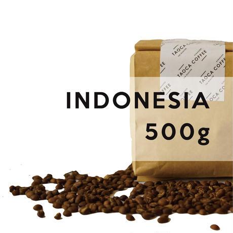 500g インドネシア マンデリン タノバタック 中深煎り