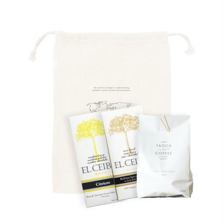 【ホワイトデーギフト】TAOCA COFFEE チョコレートセット