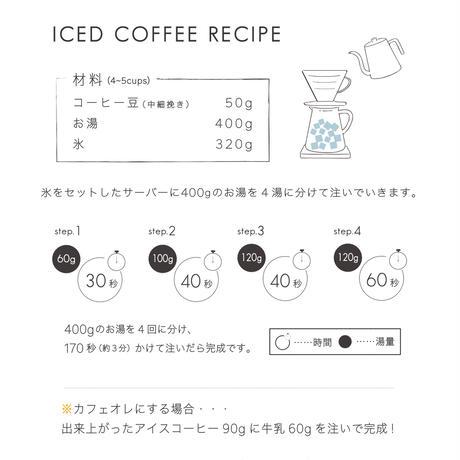 1kg アイスコーヒーブレンド 深煎り