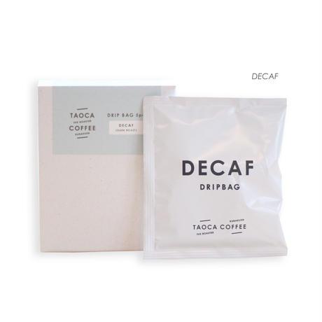 【DECAF】ドリップバッグ 5個BOX カフェインレス