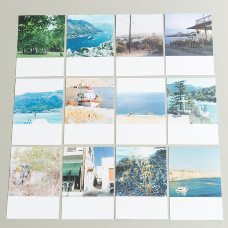 Endless Summer  ポストカード12枚セット