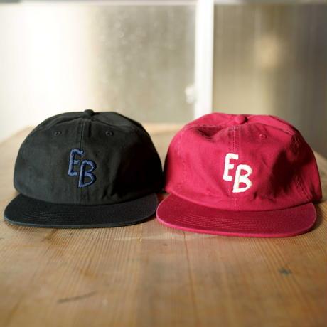EB Cap Logo By Raymond Pettibon