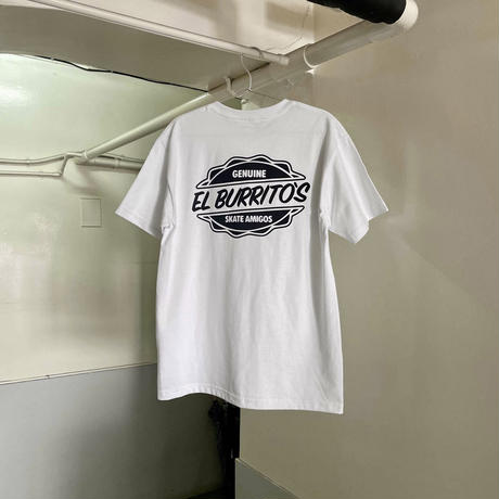 "TET2 ""El Burrito's Navy"" on white"