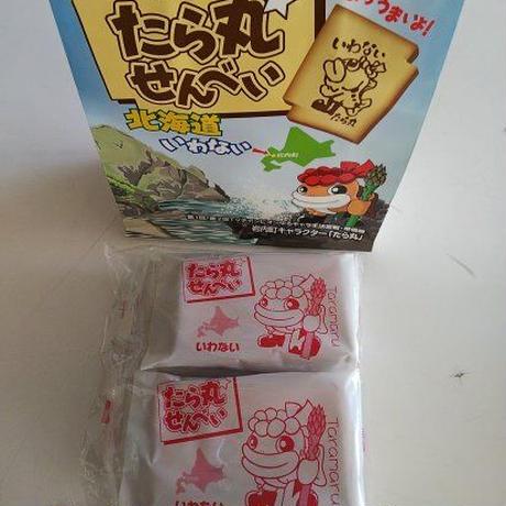 たら丸せんべい袋(1包2枚×7入り)