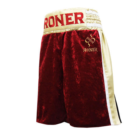 RONER   NAKED KING  1st model    BORDEAUX x GOLD