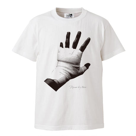 RONER  Rob T-shirt WHITE