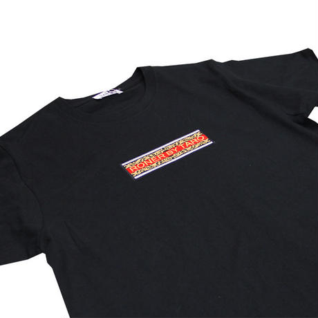 RONER   Arabesque Box logo T-shirt