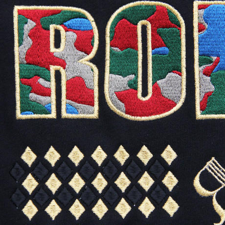 RONER embroidery crazycamo foody