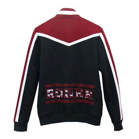 RONER double-knit Track Jacket 【Setup Series No.004】