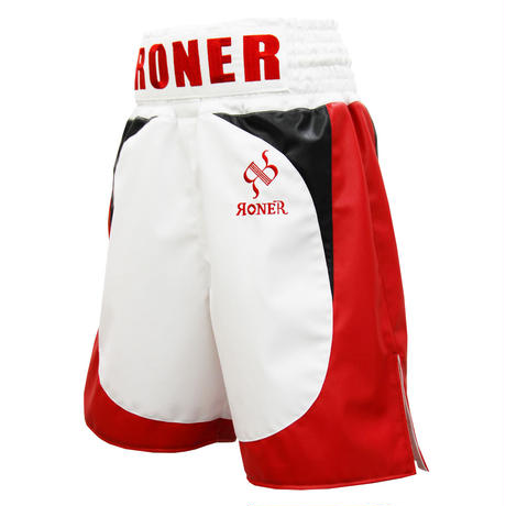 RONER    FIGHT VIRGIN  1st model    WHITE x RED