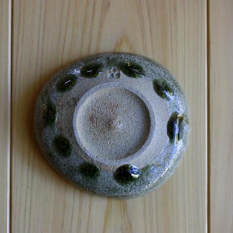 中里太郎右衛門窯 唐津まめ皿(1枚) 楕円型