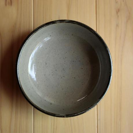 中里太郎右衛門窯 唐津CURRY鉢  (絵唐津 松・竹・梅)