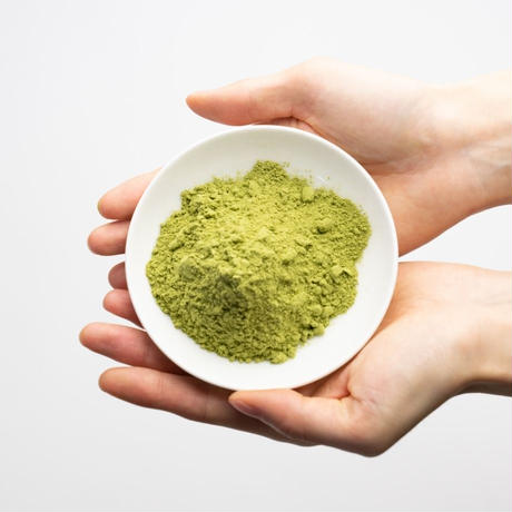 有機茶 川根茶 煎茶パウダー(内容量: 50g)