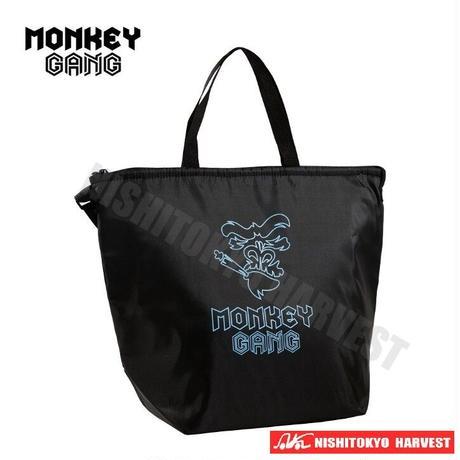 【ブラック】MONKEY GANG 保冷バッグ