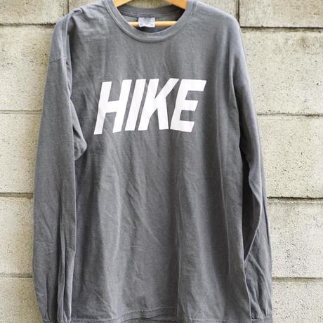 池尻ハイキングクラブTシャツ【HIKE】Pepper  長袖