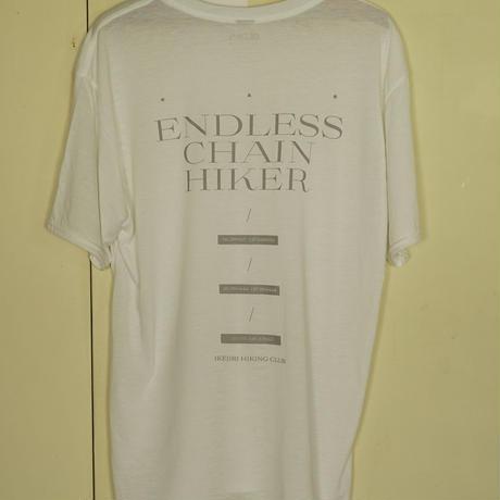 【ENDLESS CHAIN HIKER (ECH)】Tシャツ