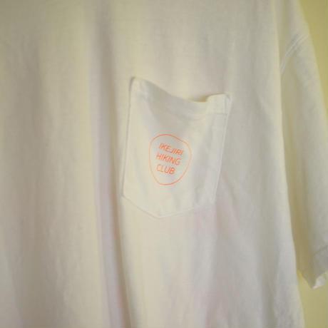池尻ハイキングクラブTシャツ【POP ポケット】