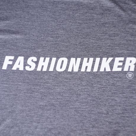 池尻ハイキングクラブTシャツ【自分のハイキングスタイルについて】  ランニングVer