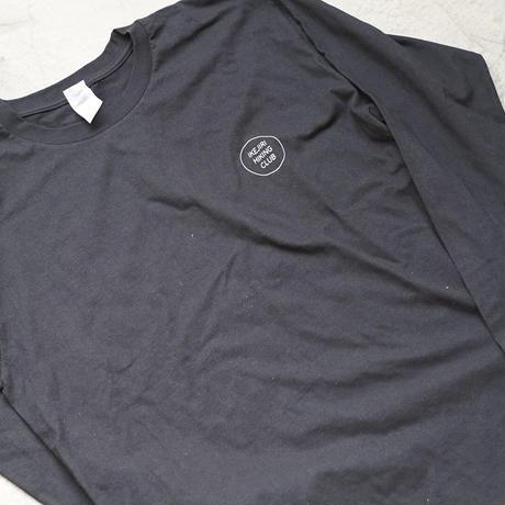 池尻ハイキングクラブTシャツ【POP なロンT】