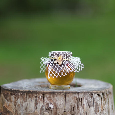 オリジナル蜂蜜 #別邸仙寿庵