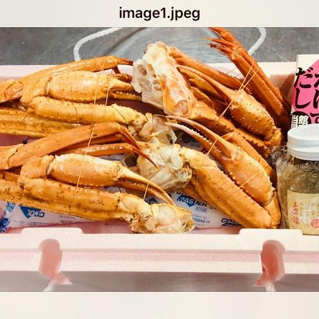 香住ガニカニスキ 2杯セット(自家製出汁とカニ味噌付) #三七十館